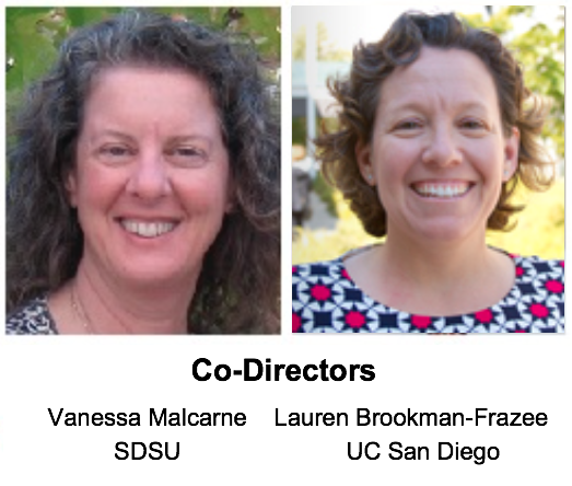 Co-Directors - SDSU/UC San Diego Joint Doctoral Program in Clinical Psychology