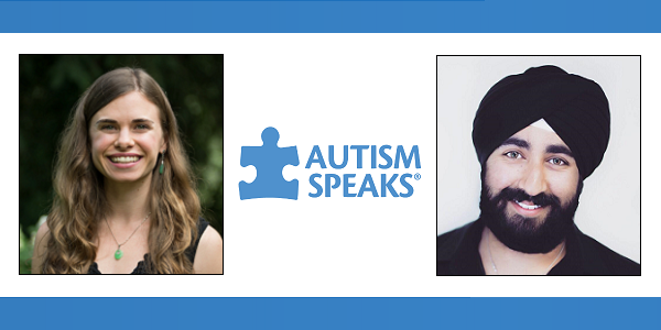Lindsay Olson & Jiwandeep Kohli Awarded Autism Speaks 2019 Weatherstone Predoctoral Fellowships