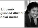 Litrownik Distinguished Alumni Scholar Award Presented to Dr. Jennifer Manly
