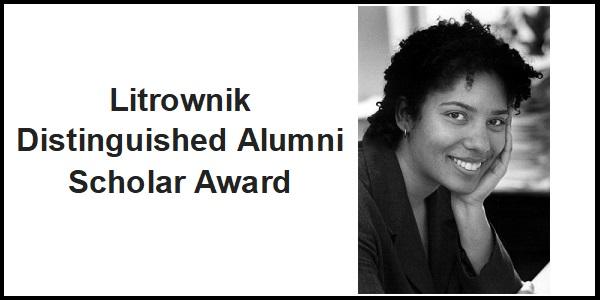 Litrownik Distinguished Alumni Scholar Award Presented to Dr. Jennifer Manly