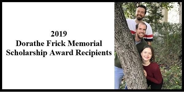 Dorathe Frick Award Recipients