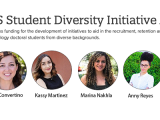 Congratulations to the JDP Diversity's Recruitment/ Retention and Mentorship Subcommittee for Receiving the 2019 APAGS Student Diversity Initiative Award!