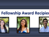Six JDP Students Receive National Science Foundation Fellowship Awards